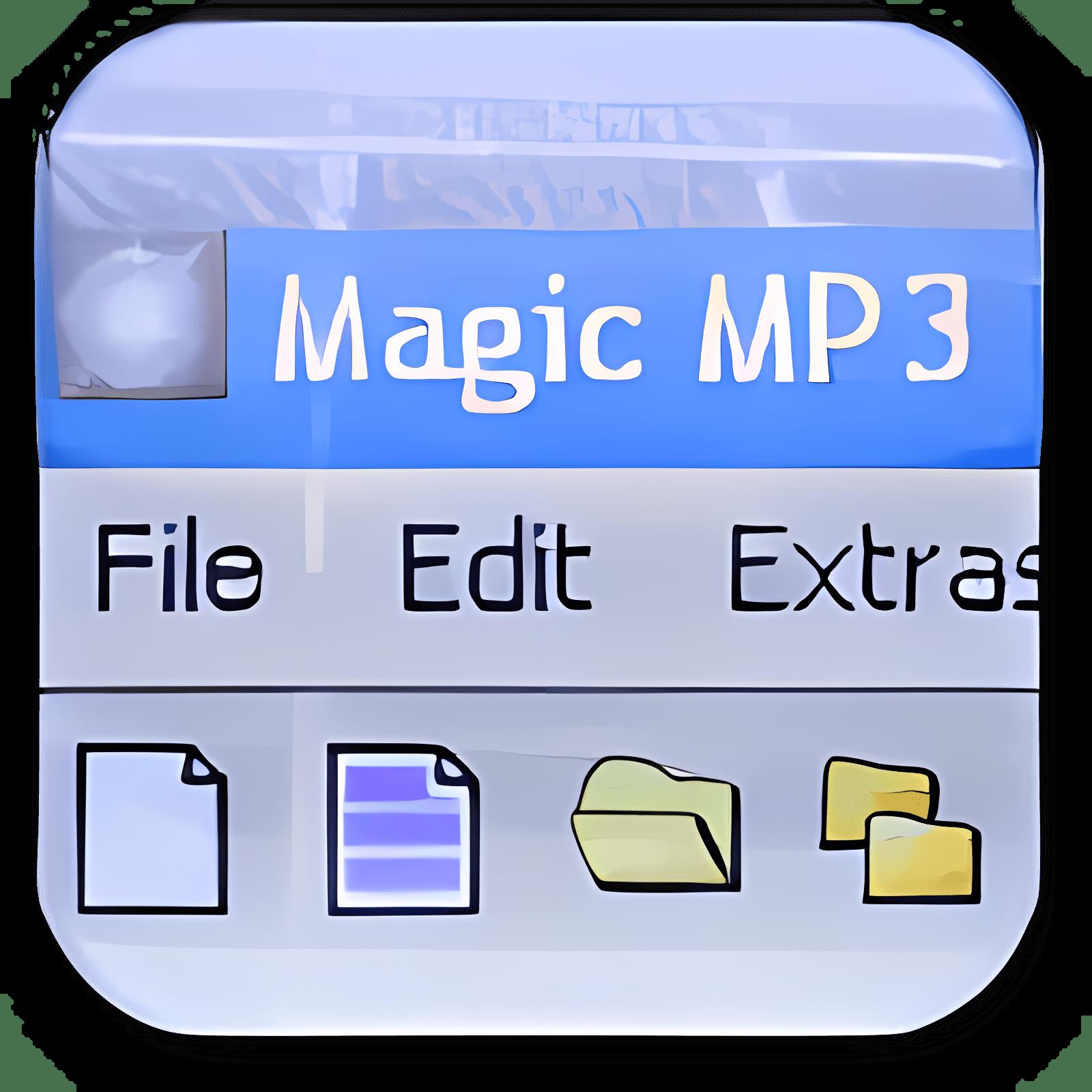 Magic MP3 Tagger