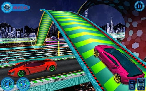 Extreme Concept Cars Stunts Driving