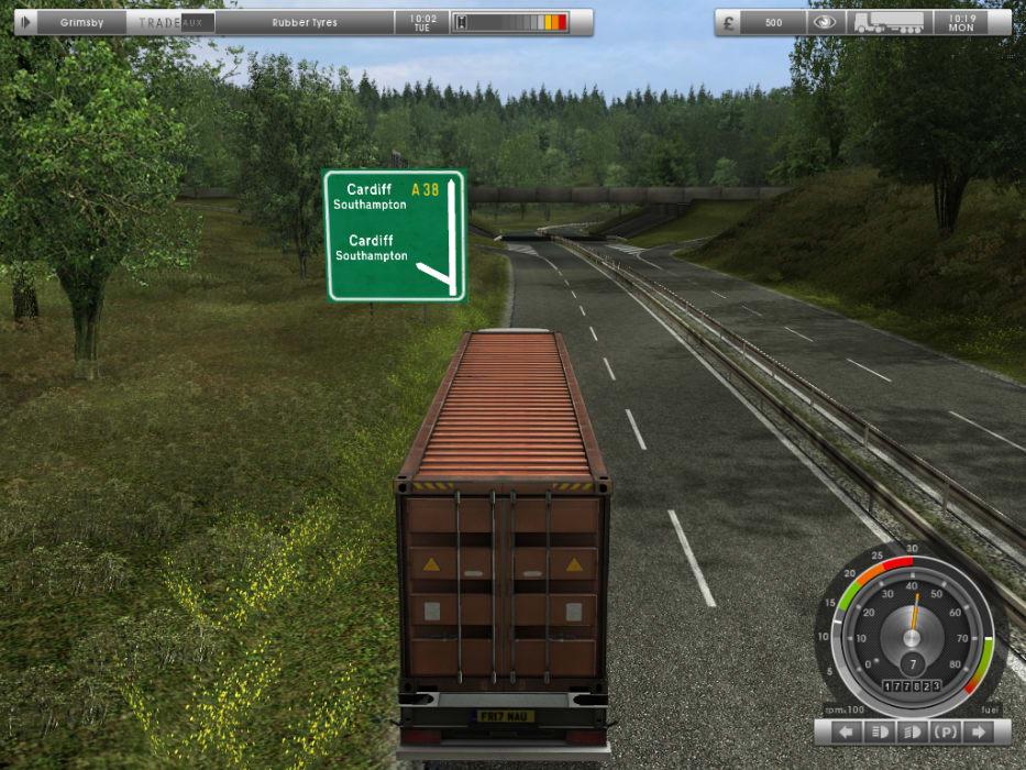 Скачать uk truck simulator торрент