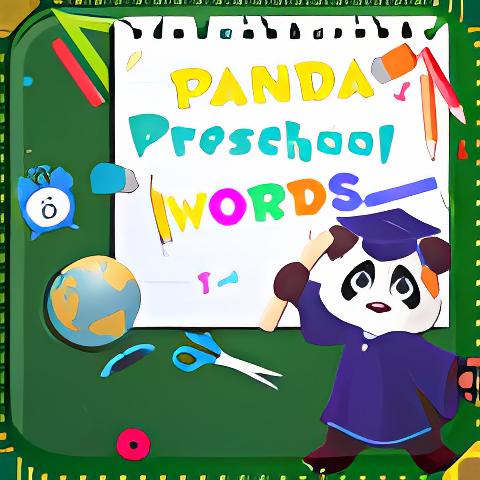 Panda Preschool Words 1.1