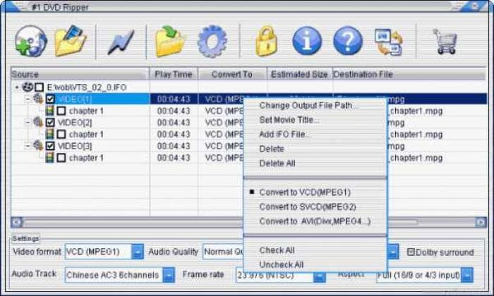Apollo Multimedia DVD Ripper