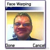 Face Warping