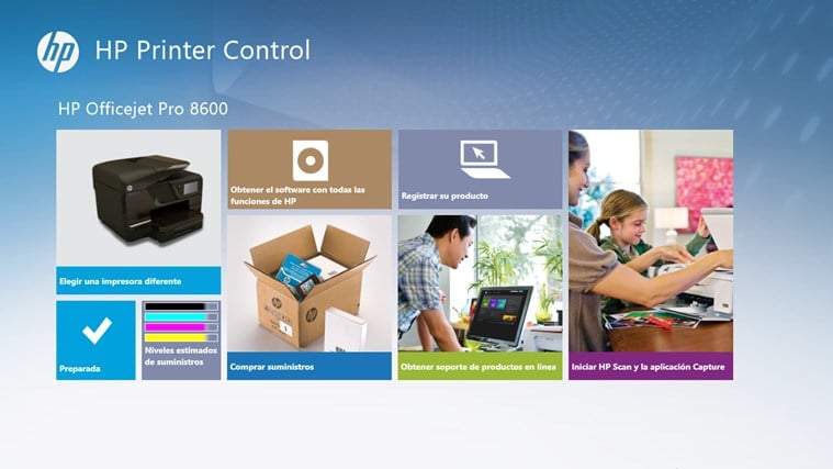 HP All-in-One Printer Remote for Windows 10