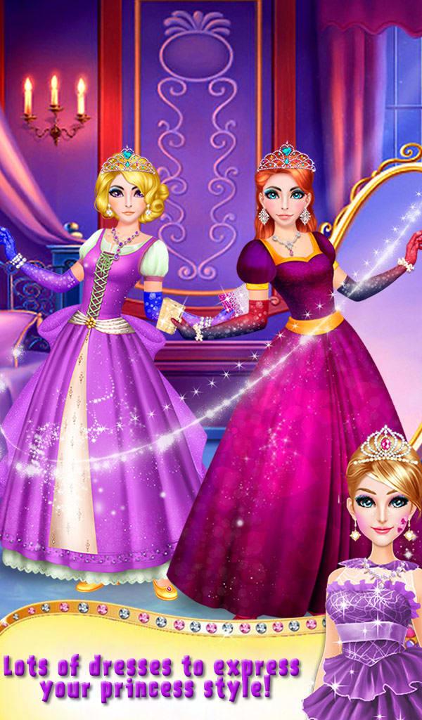 Royal Princess Salon