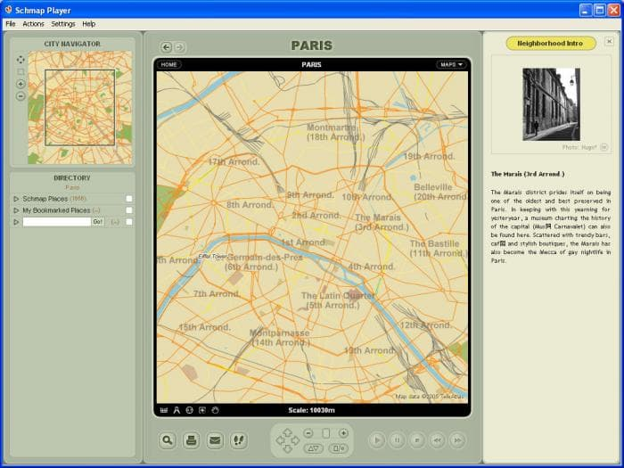 Schmap Paris Guide