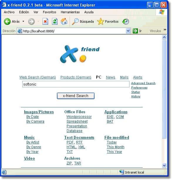 x-friend