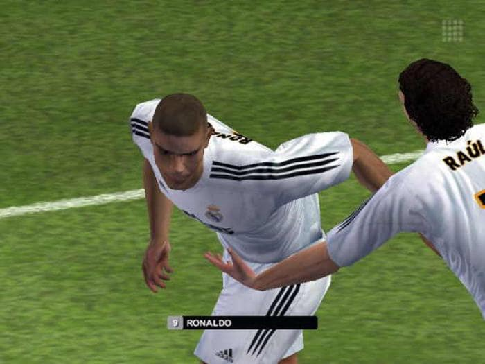 Real Madrid Club Football 2005