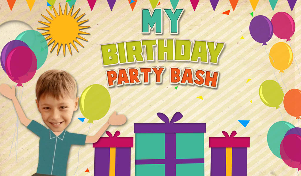 My Birthday Party Bash