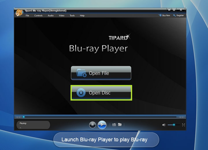 tipard blu ray player software download. Black Bedroom Furniture Sets. Home Design Ideas