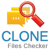 Clone Files Checker