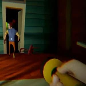 Simulator Of Hello Neighbor 1
