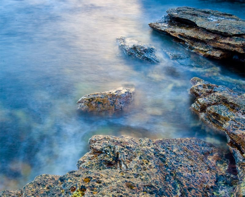 Tema Água Azul