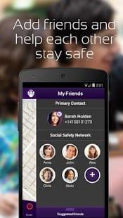 bSafe - Tu seguridad personal