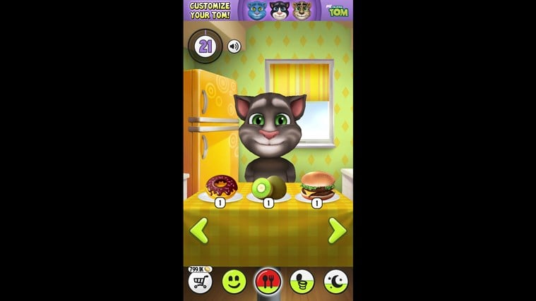 My Talking Tom For PC Download Free - GamesCatalyst