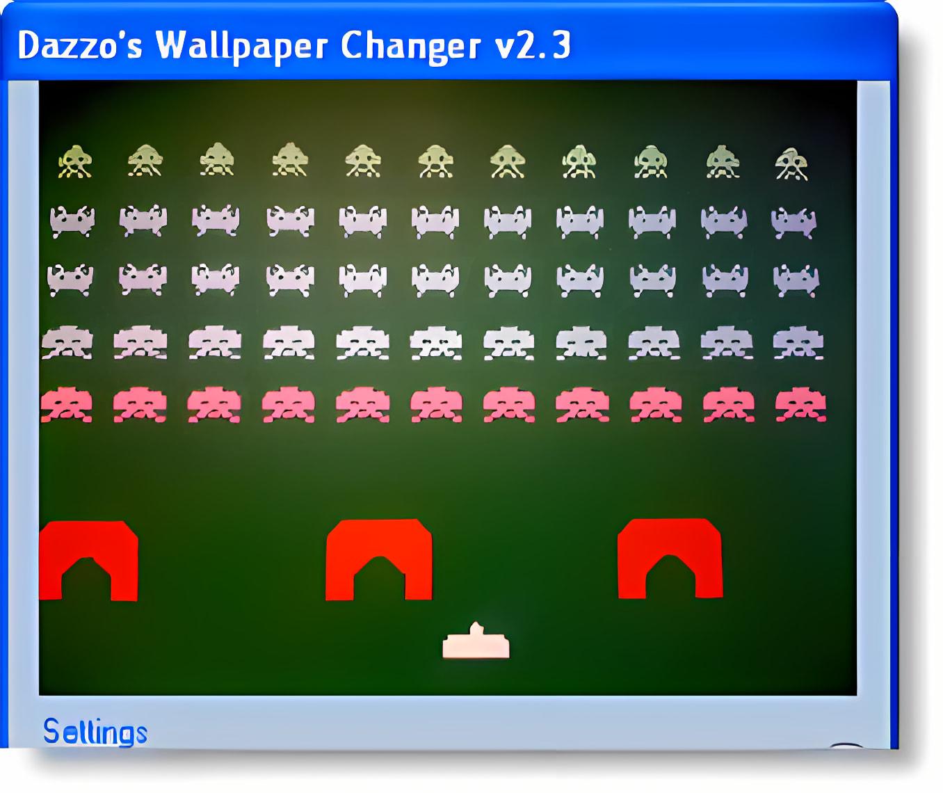 Dazzo's Wallpaper Changer