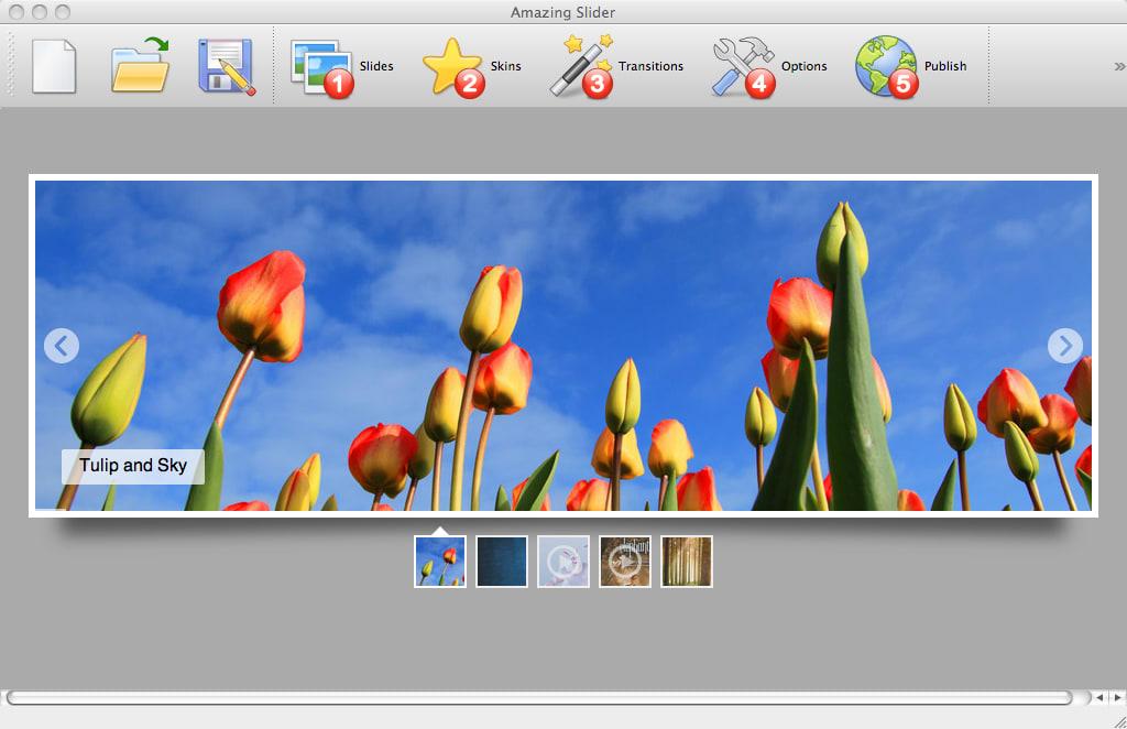 Amazing Slider for Mac