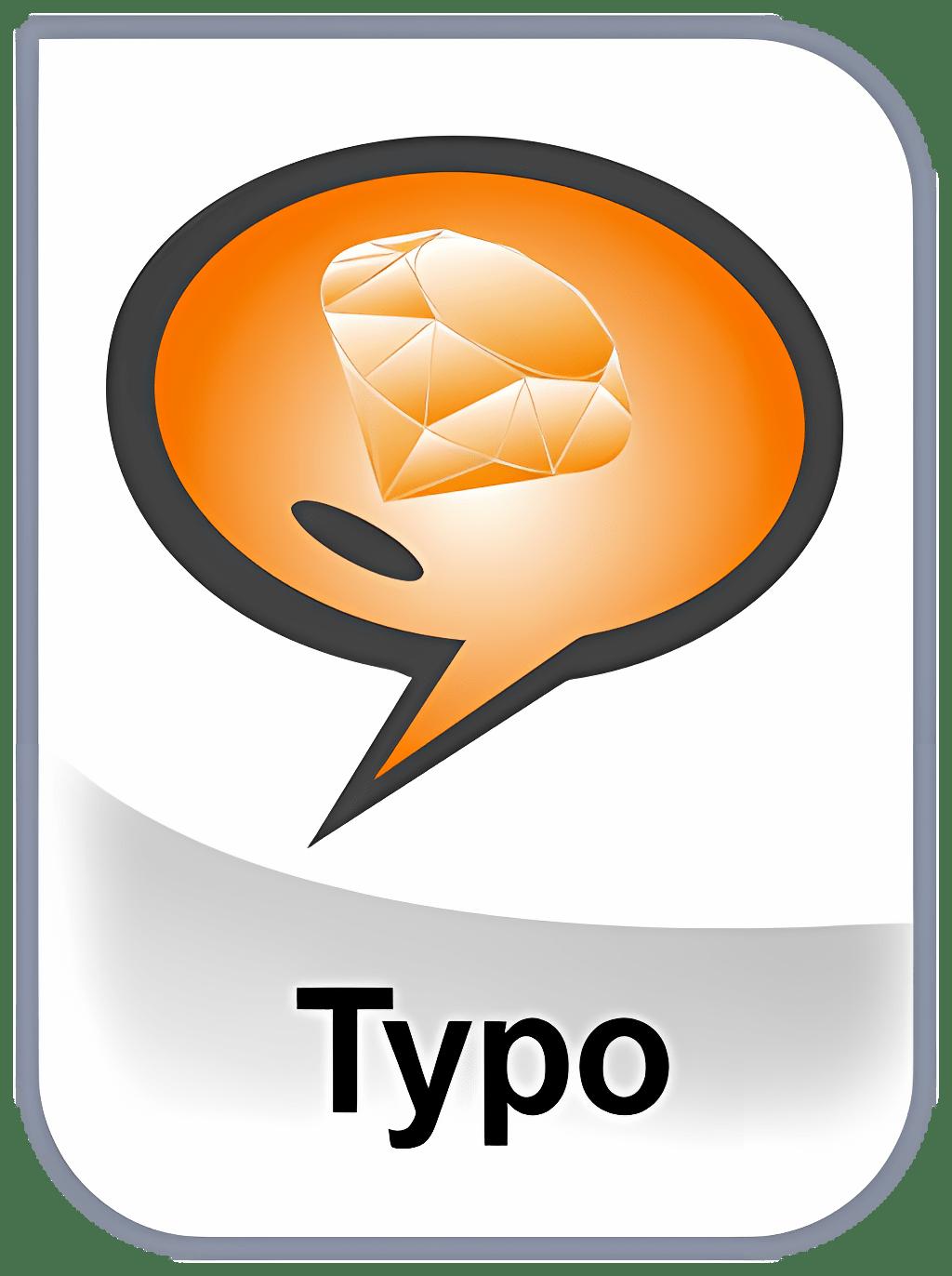 BitNami Typo Stack