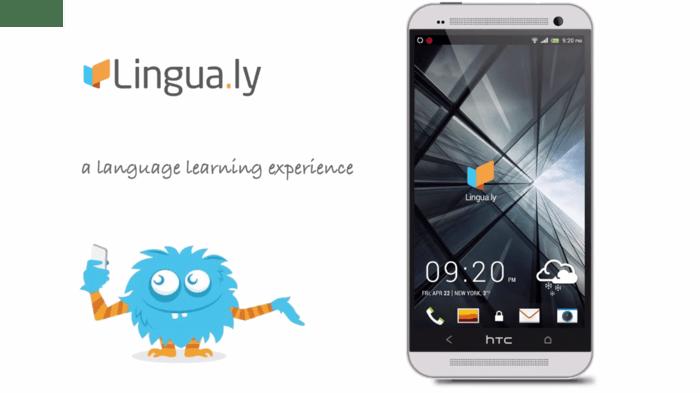 Lingua.ly- apprendre l'anglais