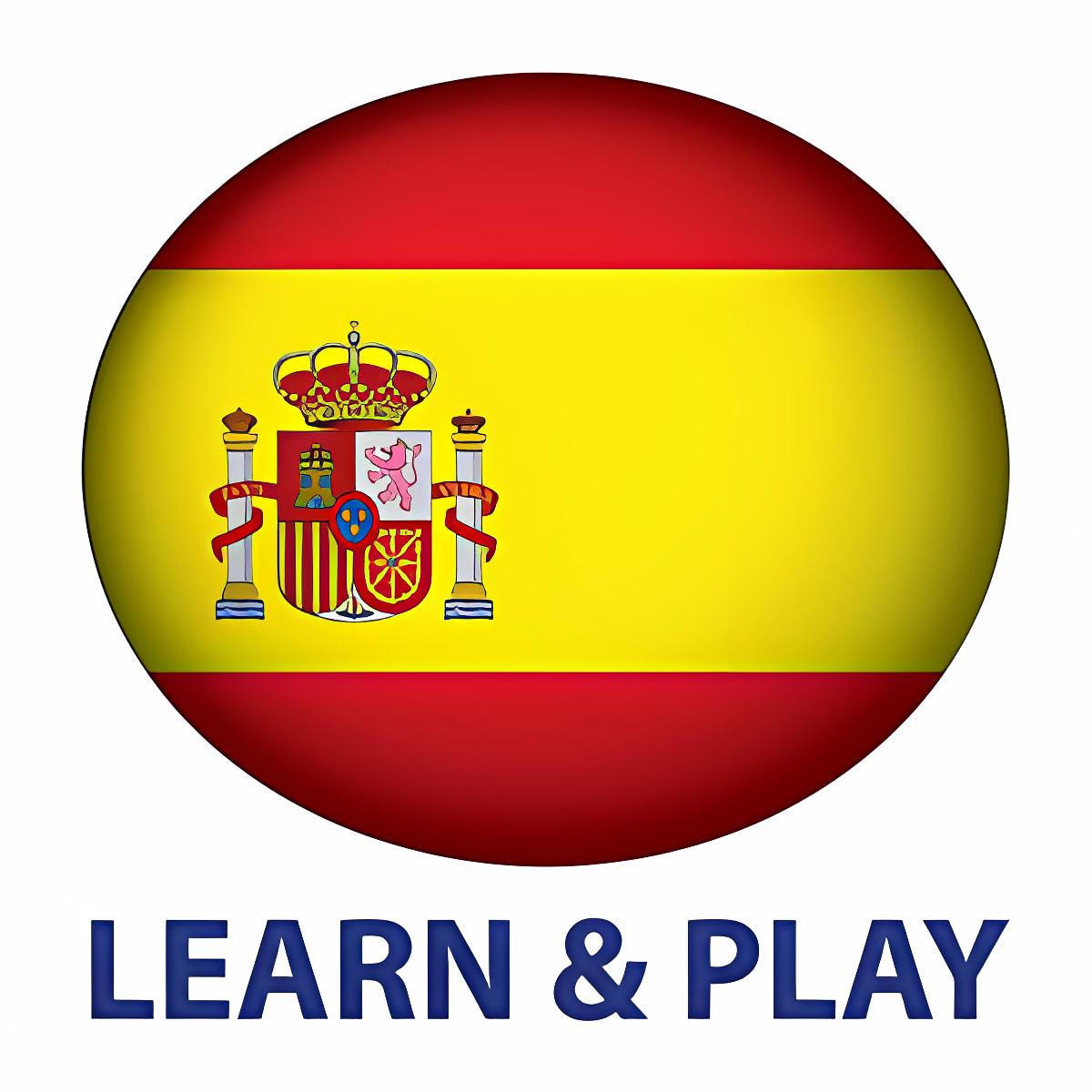 Aprender jugando. Español free