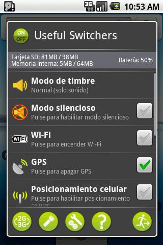 Useful Switchers