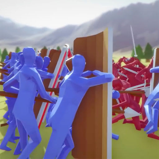 THE BATTLE: TOTALLY ACCURATE SIMULATOR 2017