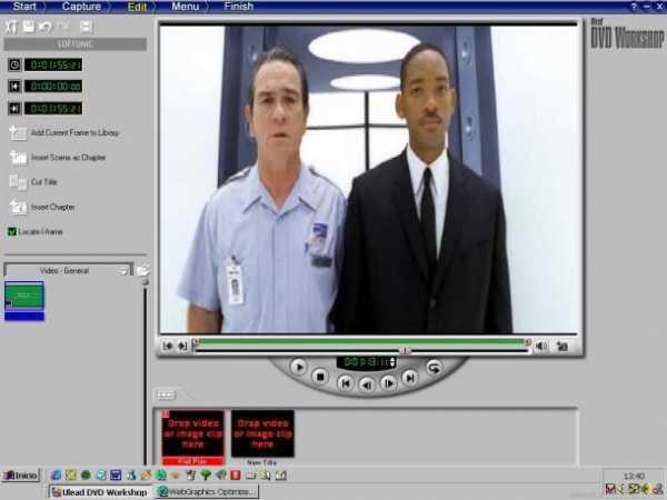 Ulead DVD Workshop