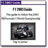 F1 2004 Guide & Schedule