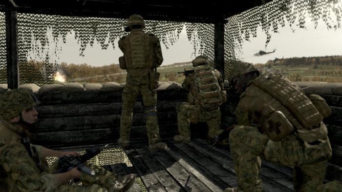скачать Arma 2 Free торрент img-1
