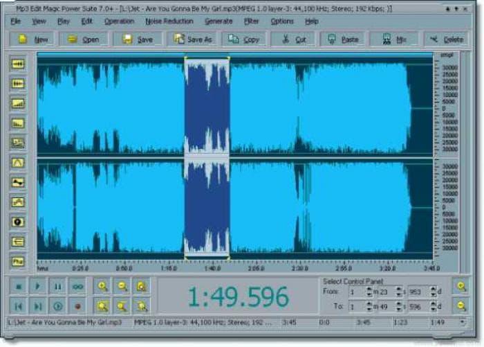Mp3 Edit Magic