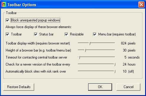 Netcraft Anti-Phishing-Toolbar