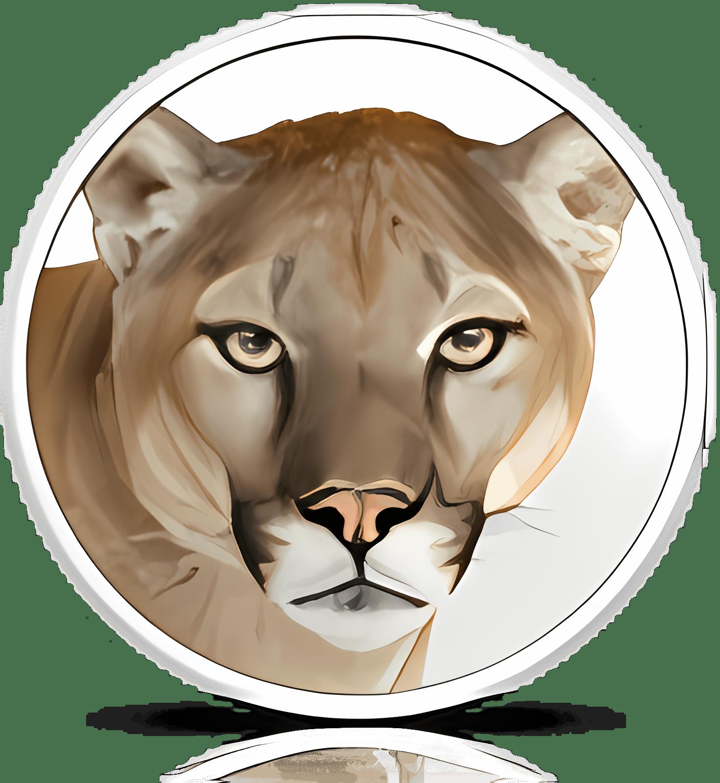 OS X 10.8.1 Mountain Lion