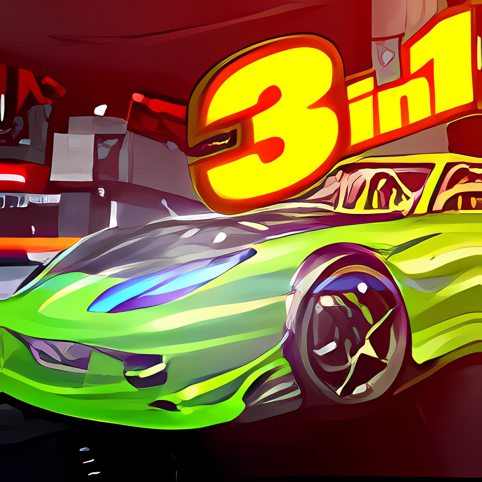 Street Racing Games Pack