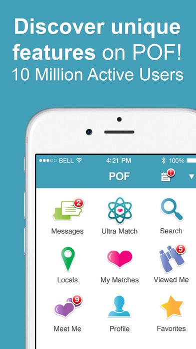 POF - Free Dating App