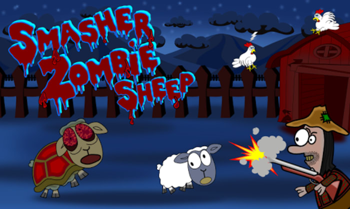 Smasher Zombie Sheep