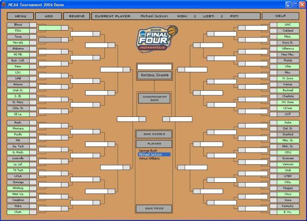 NCAA Tournament 2006