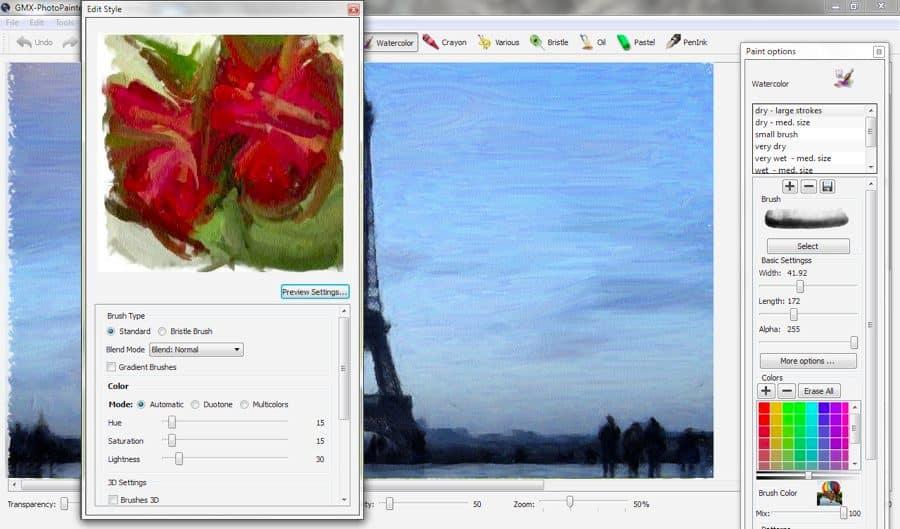 GMX-PhotoPainter for Windows