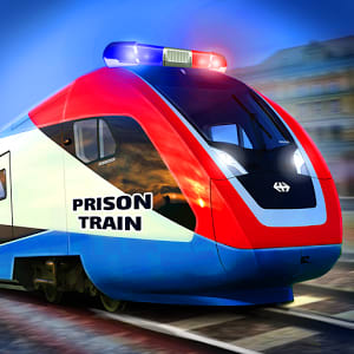 Prison Transport Train 1.1