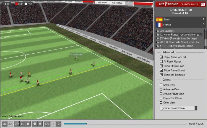 3D Match Player
