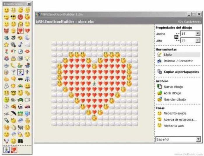 MSN.EmoticonBuilder