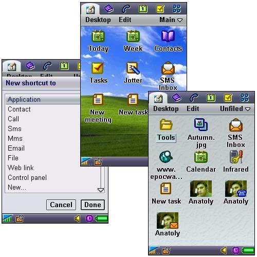 Handy Desktop