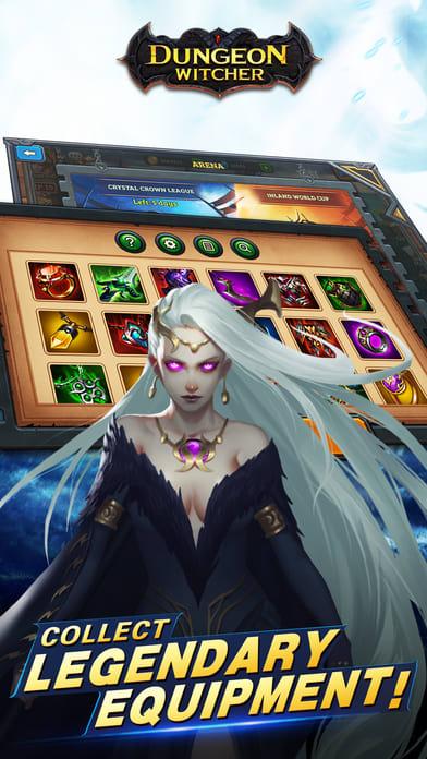 Dungeon Witcher