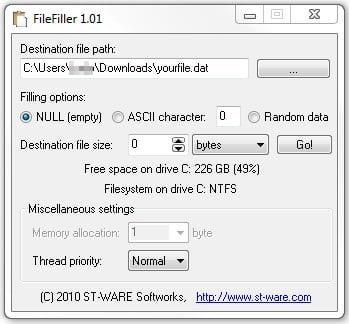 FileFiller