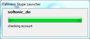 Calimero Skype Launcher