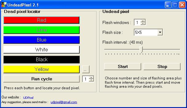 UDPixel