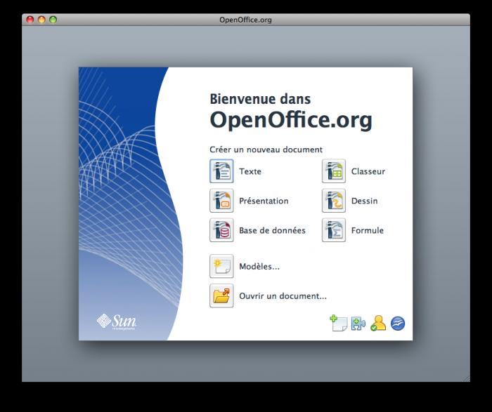 For mac download - Open office 4 en francais ...