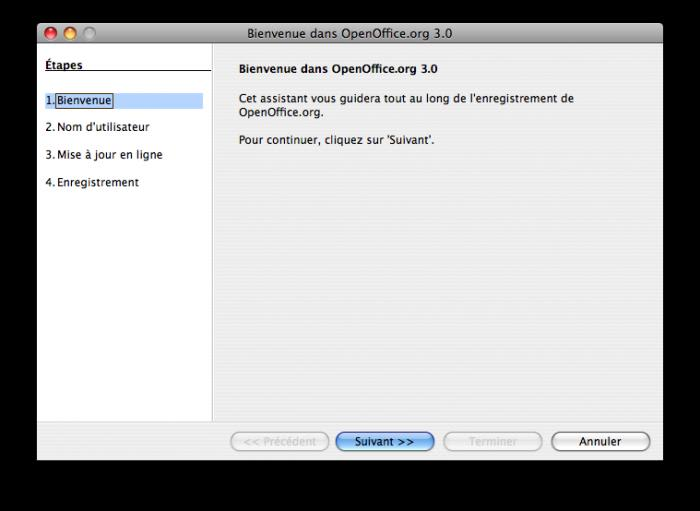 openoffice org pour mac