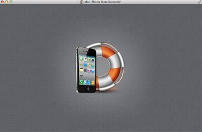 Mac iPhone Data Recovery