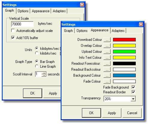 Codebox BitMeter