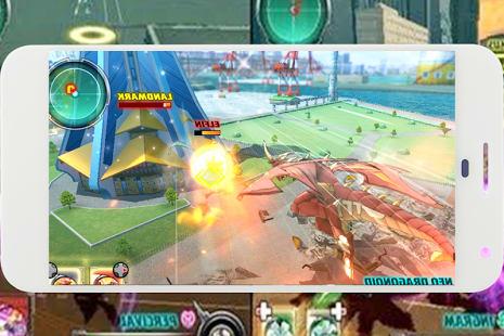 Dragon Battle Bakugan Fight