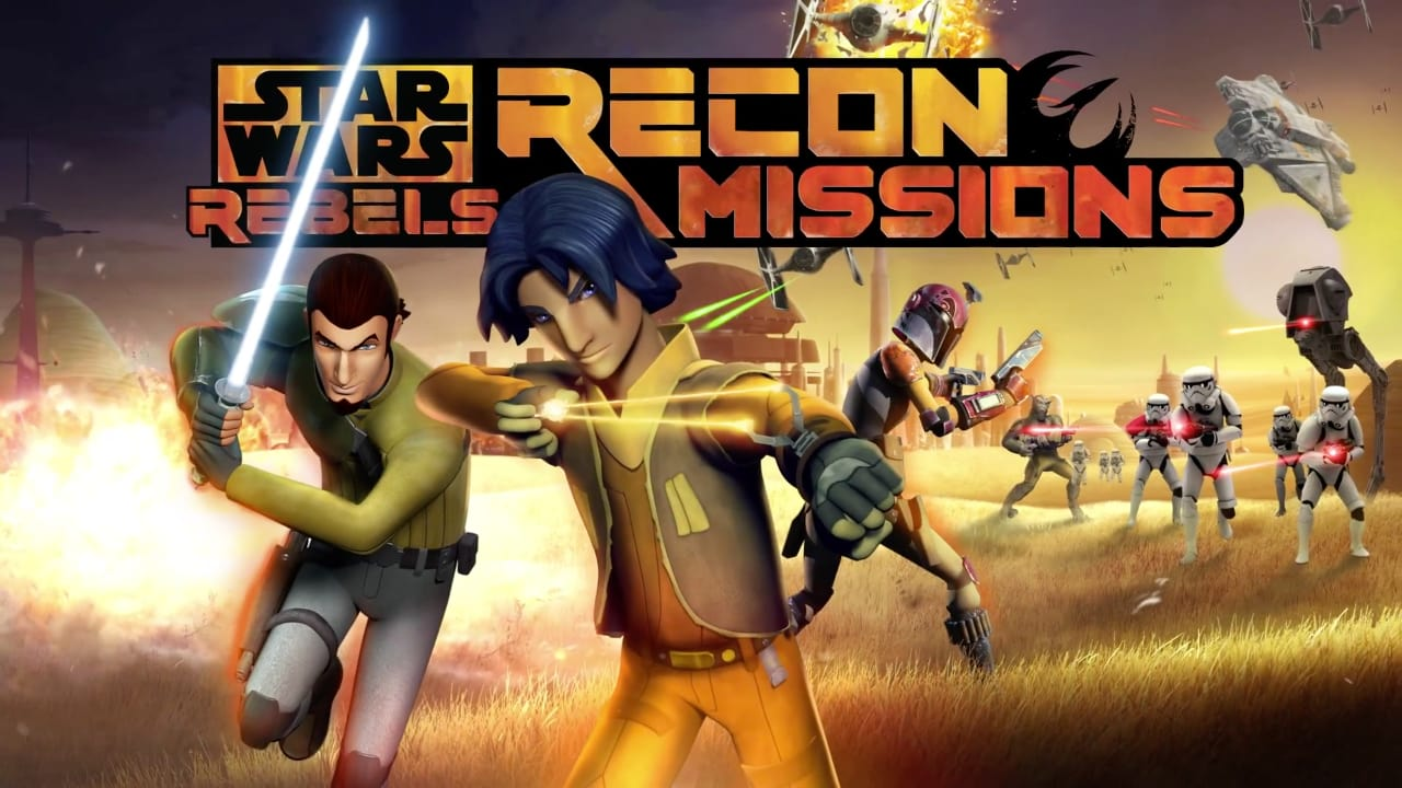 Star Wars Rebels: Recon Missions